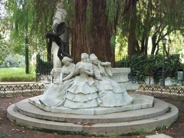 monumento becquer