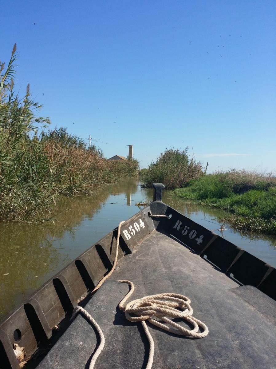 Rincones secretos: Puerto de Catarroja y Restaurante Casa Baina