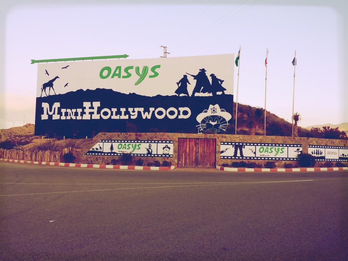 Oasys MiniHollywood (Desierto de las Tabernas- Almería)