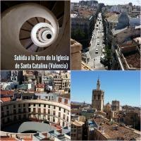 Visita a la Torre- Campanario de la Iglesia de Santa Catalina (Valencia)