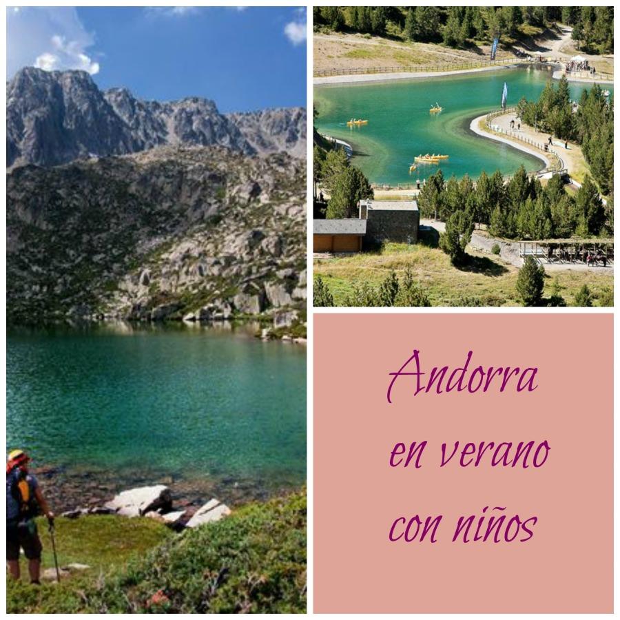 Portada Andorra verano