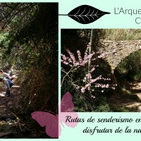 Ruta con peques a L'Arquet de Alfondeguilla (Castellón)